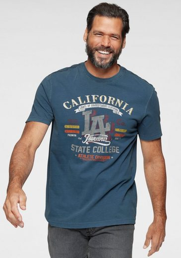 Arizona T-Shirt gewaschene Optik