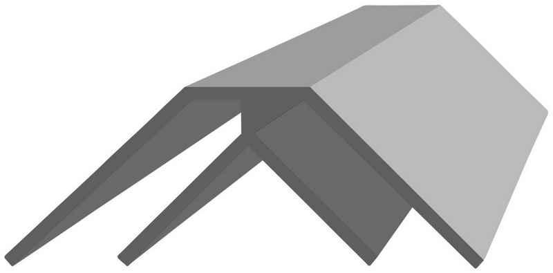 Baukulit VOX Eckprofil »Fine-Line B5« (2-St., 2-er Packung), 260 cm