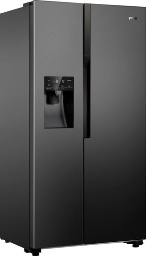 GORENJE Side-by-Side NRS9182VB, 179,3 cm hoch, 91 cm breit