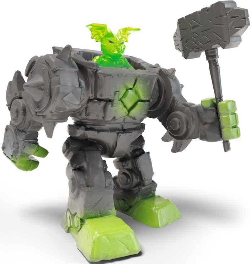 Schleich® Spielfigur »Eldrador, Mini Creatures Stein-Roboter (42547)«