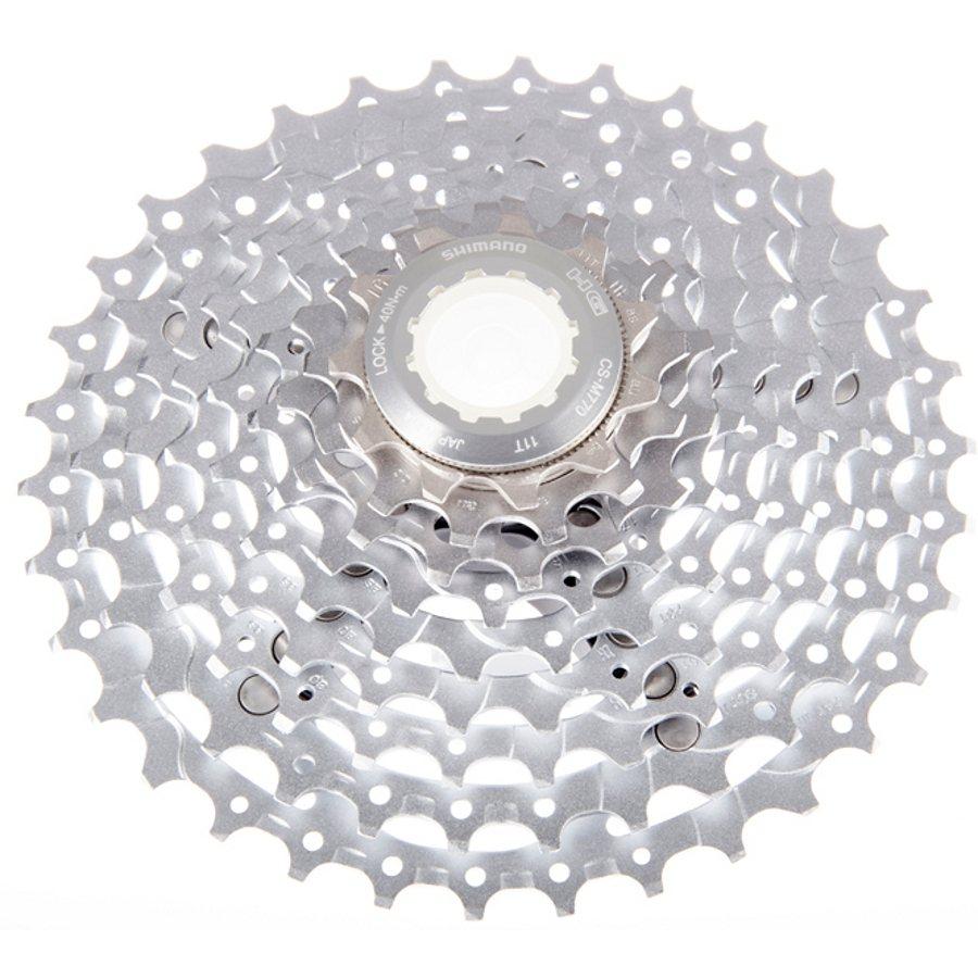 Shimano Fahrradkasetten »Deore XT CS-M770 Kassette 9-fach«
