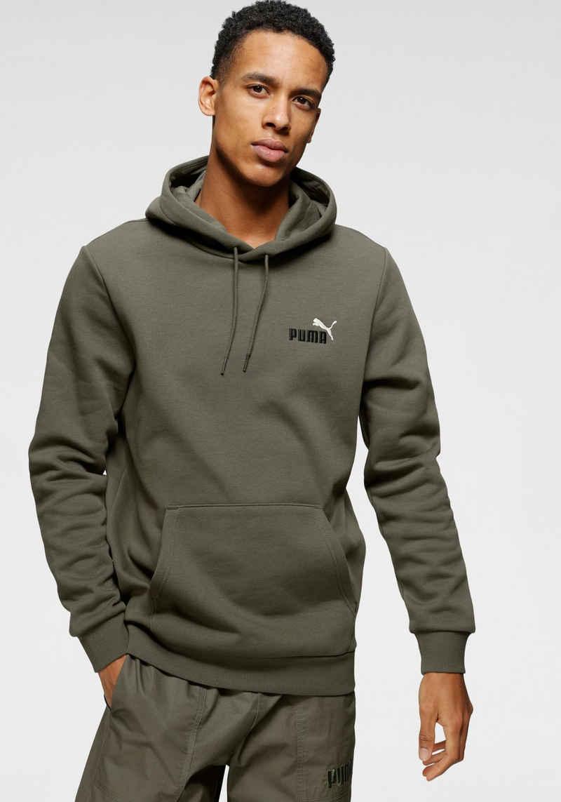 PUMA Kapuzensweatshirt »ESS+ Embroidery Logo Hoodie«