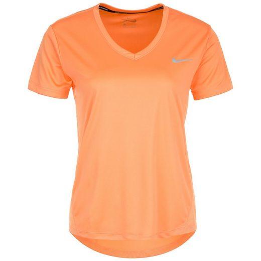 Nike Laufshirt »Miler V-Neck«