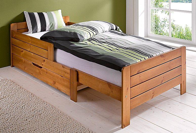 jugendbett online kaufen buche ahorn eiche otto. Black Bedroom Furniture Sets. Home Design Ideas