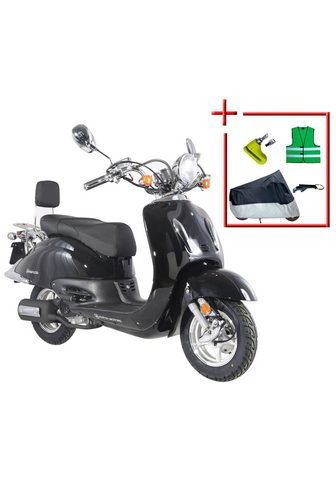 Alpha Motors Motorroller »Retro Firenze« 50 ccm 45 ...
