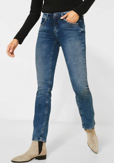 STREET ONE Straight-Jeans »Iowa«