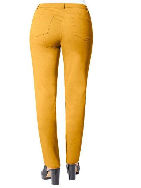 Hosen - Classic Basics Bequeme Jeans › goldfarben  - Onlineshop OTTO