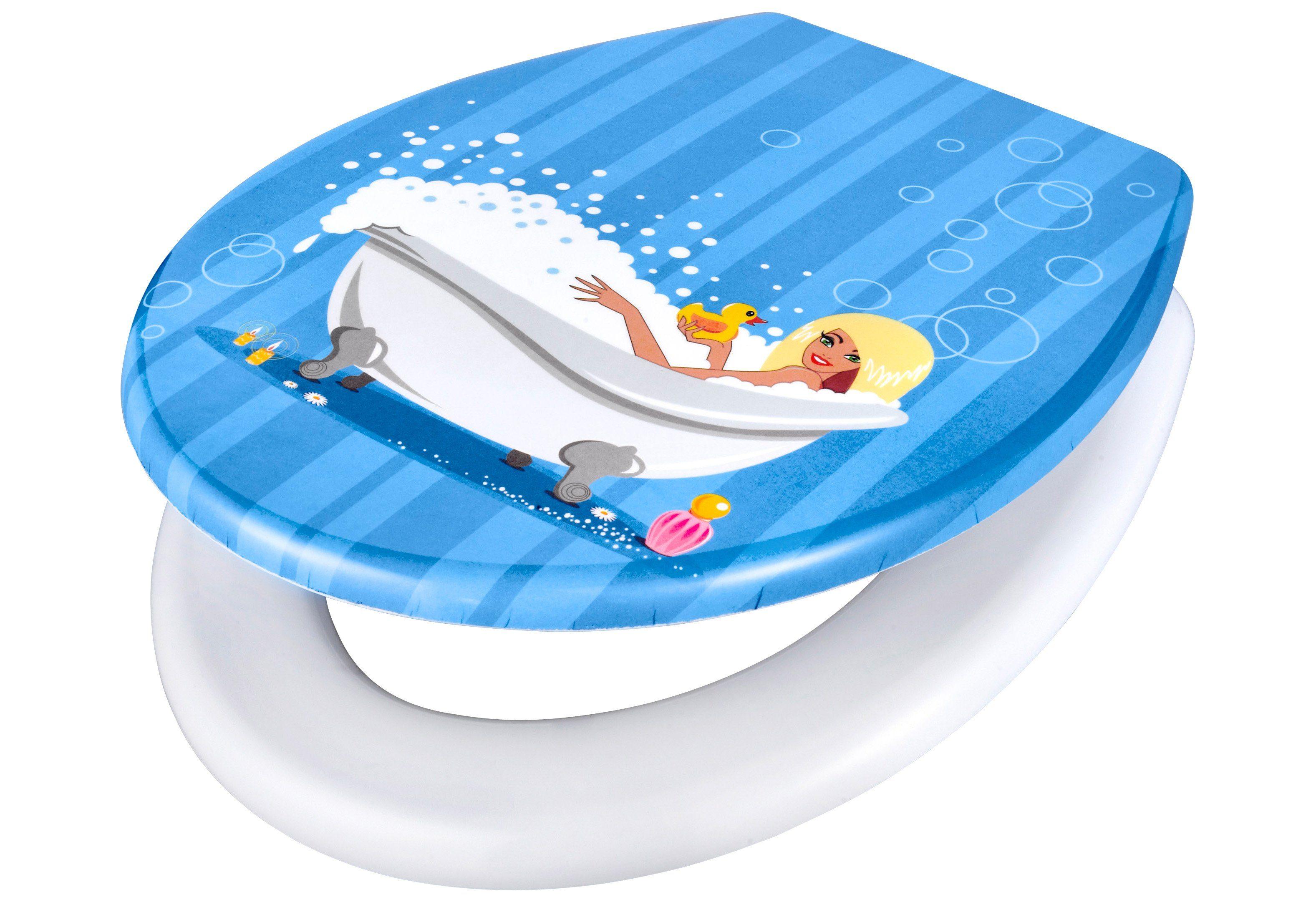 WC-Sitz »Bath«