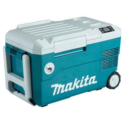 Makita Aufbewahrungsbox »DCW180Z - Akku-Kühlbox - blau«