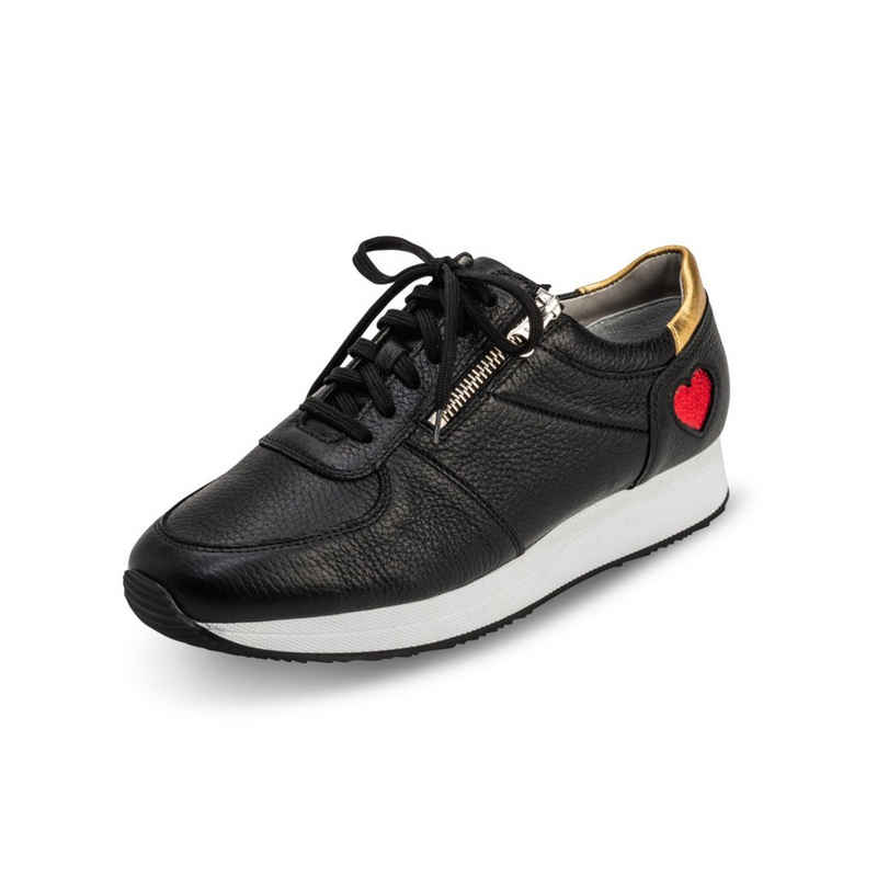 vitaform »Damen Sneaker Hirschleder Soft« Sneaker
