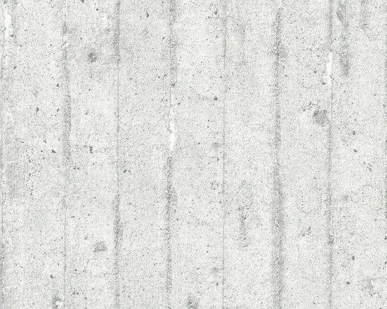 Vliestapete »Best of Wood`n Stone Vintage Beton Optik«