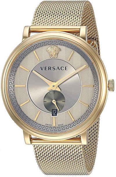 Versace Schweizer Uhr »VBQ07 0017«