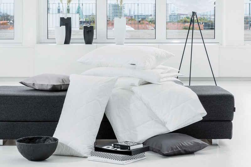 Kunstfaserbettdecke, »Famous«, Centa-Star, Bezug: 100% Baumwolle, Bezug mit spezieller, temperaturregulierender Mikrofaser