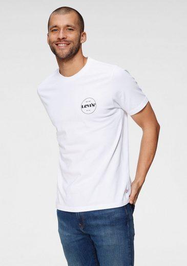 Levi's® T-Shirt mit Logoprint