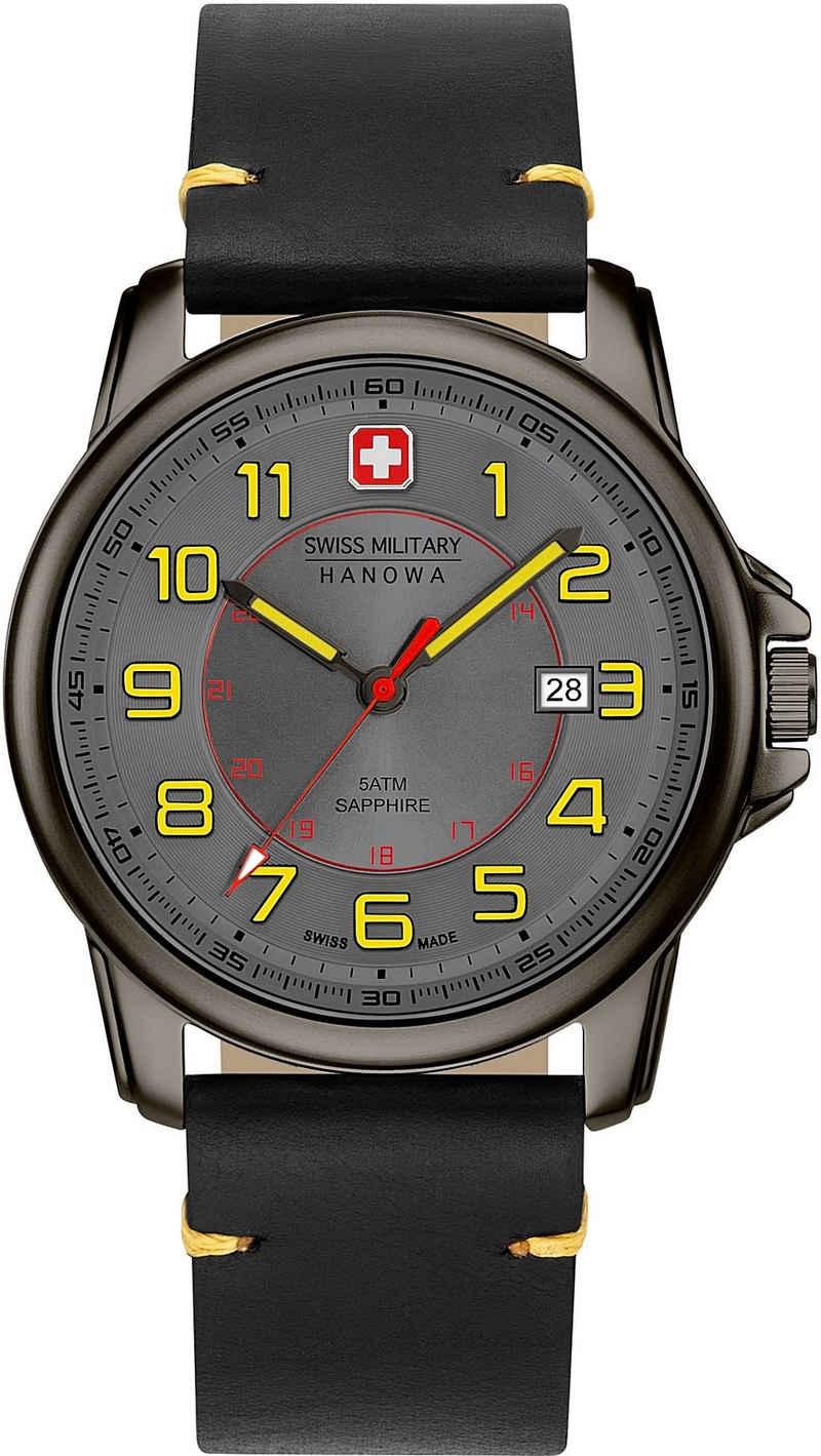 Swiss Military Hanowa Schweizer Uhr »SWISS GRENADIER, 06-4330.30.009«