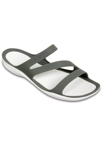 Crocs »Swiftwater Sandal« Pantolette zum Bad...