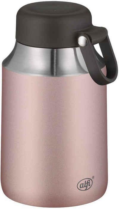 Alfi Thermobehälter »city foodMug«, Edelstahl, (1-tlg), 550 ml