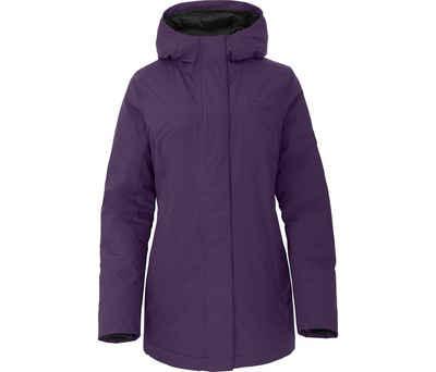 Bergson Wintermantel »JOKINE« Damen Winterparka, warm wattiert, 20000 mm Wassersäule, Normalgrößen, indigo