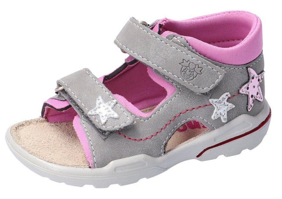pepino by ricosta kittie sandale mit wms weitenmesssystem weite mittel