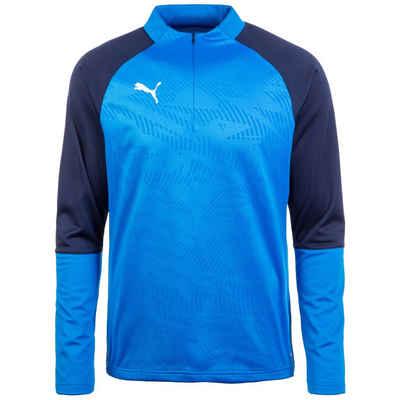 PUMA Trainingsshirt »Cup 1/4 Zip«