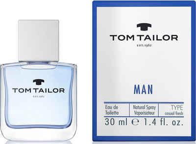 TOM TAILOR Eau de Toilette »Man«