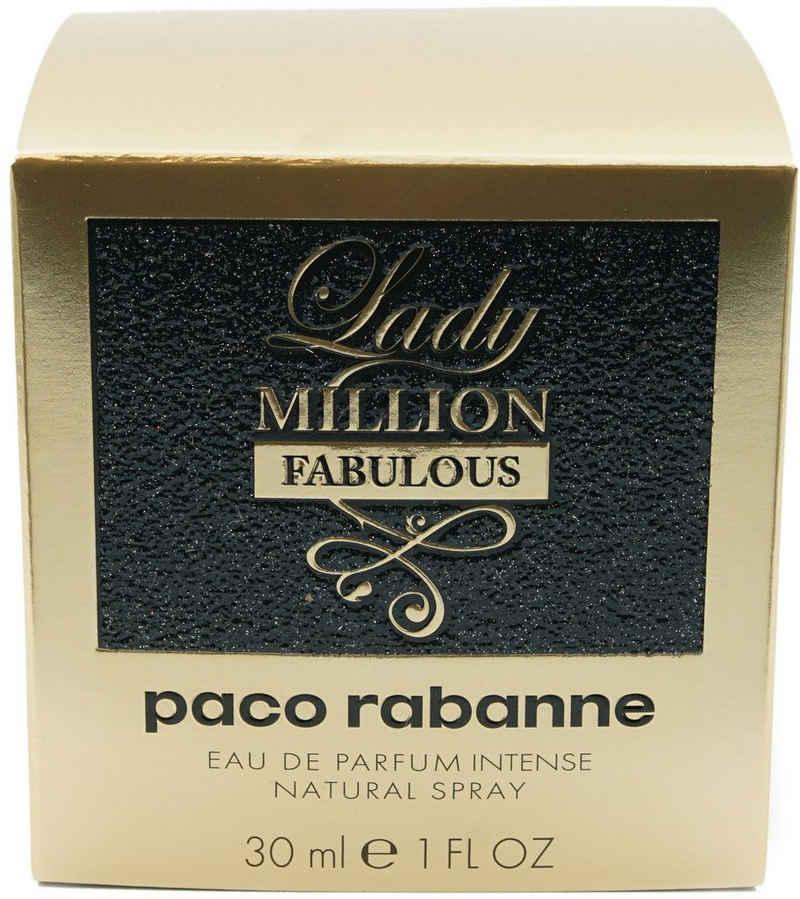 paco rabanne Eau de Parfum »Lady Million Fabulous«