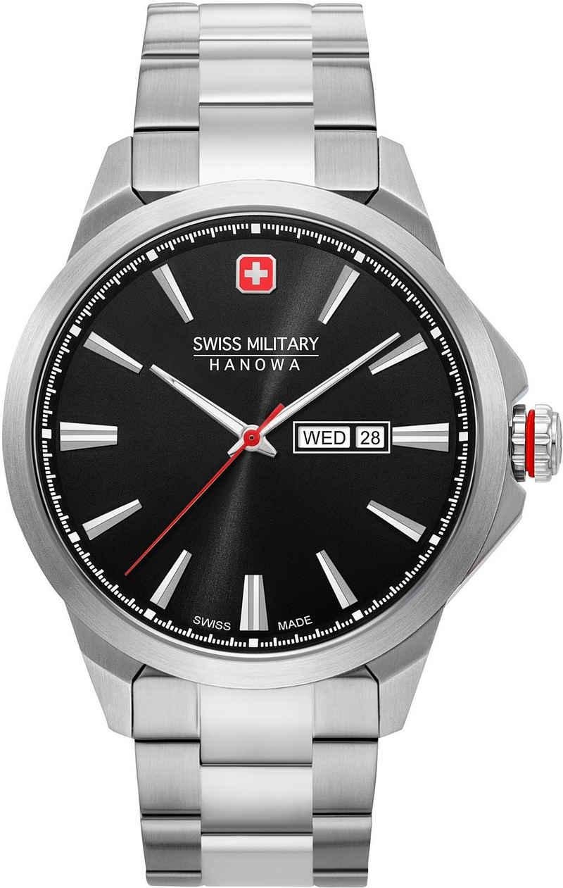 Swiss Military Hanowa Schweizer Uhr »DAY DATE CLASSIC, 06-5346.04.007«