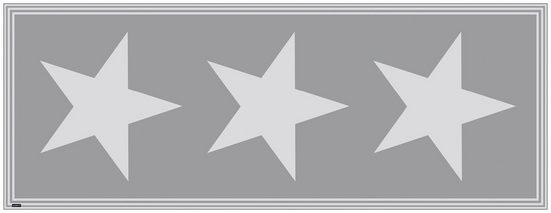 Vinylteppich »Buddy Stella Grey«, MySpotti, rechteckig, Höhe 3 mm, statisch haftend