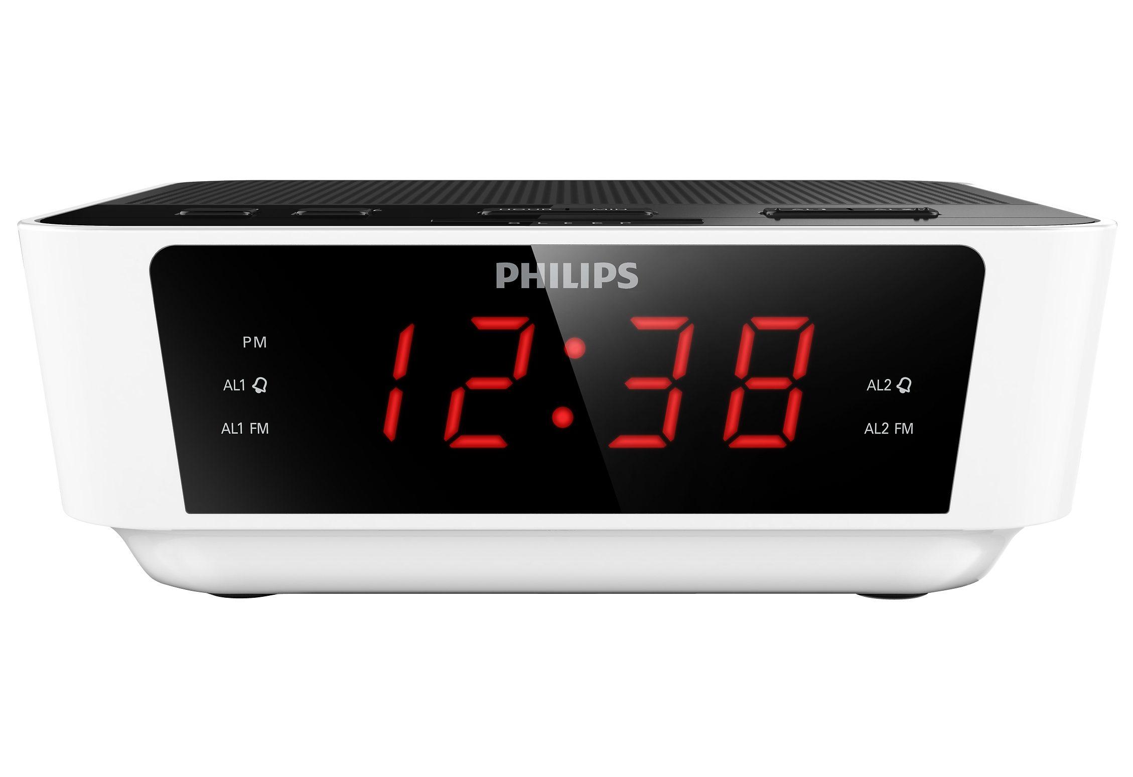 Philips AJ3115 Radiowecker