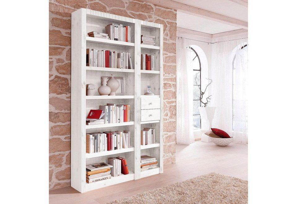 home affaire b cherwand bergen 3 tlg breite 128 cm. Black Bedroom Furniture Sets. Home Design Ideas