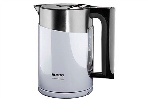 SIEMENS Wasserkocher TW86105P, 1,5 l, 2400 W