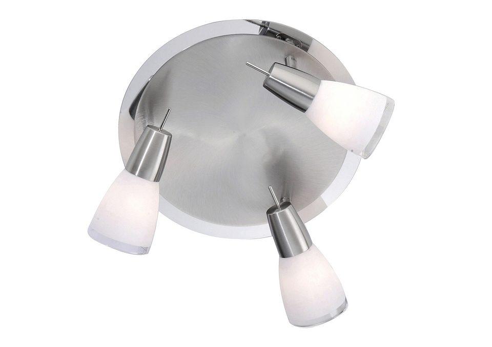 ECO-Halogen-Deckenlampe, 3flg., Leuchten Direkt