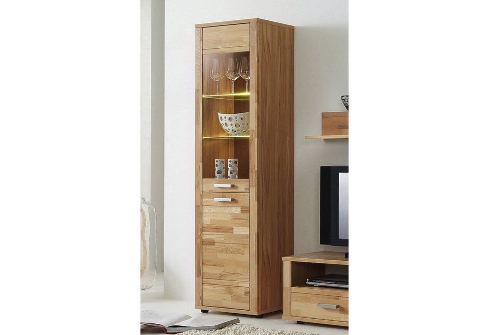 standvitrine h he 183 cm online kaufen otto. Black Bedroom Furniture Sets. Home Design Ideas
