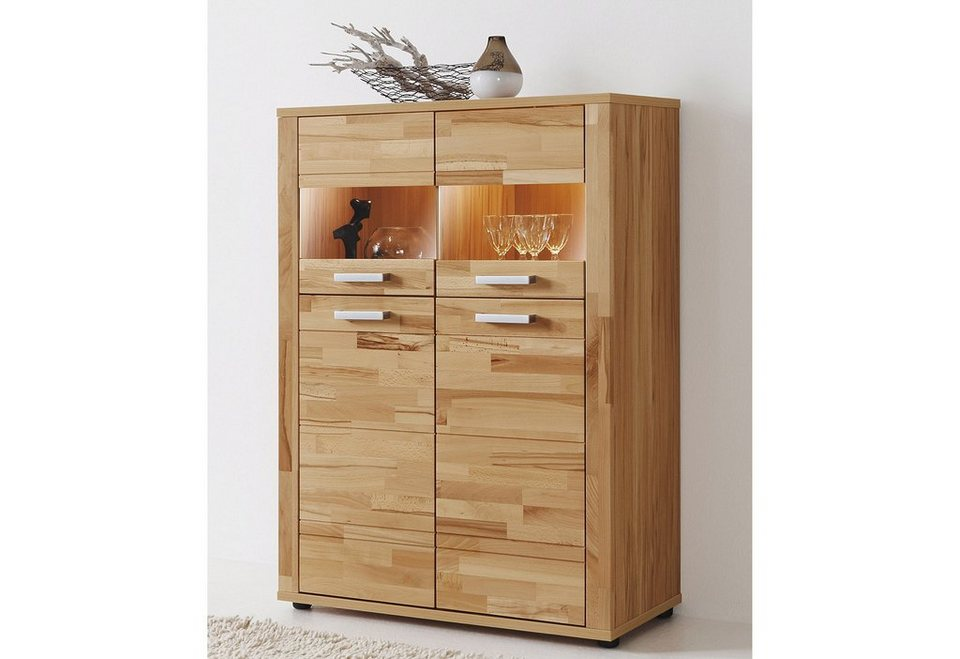 highboard breite 87 cm h he 122 cm online kaufen otto. Black Bedroom Furniture Sets. Home Design Ideas