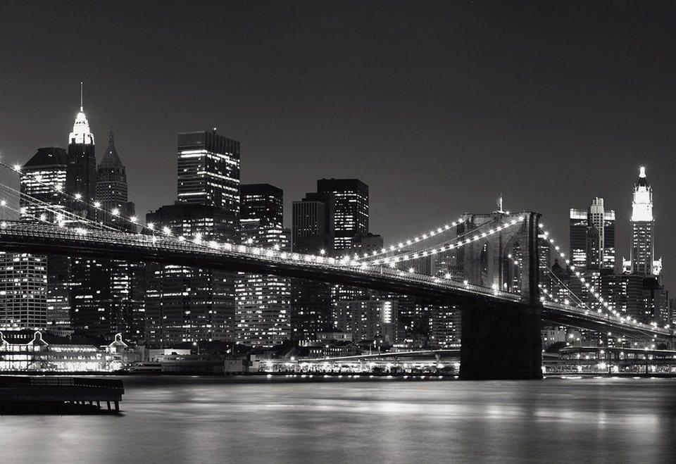 Wandtapete, EUROGRAPHICS, »New York Skyline«