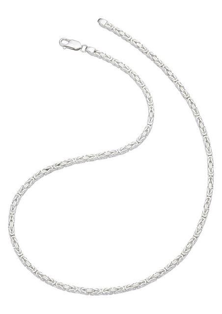 Firetti Königskette »3,2 mm, 4-fach diamantiert« | Schmuck > Halsketten > Königsketten | Firetti