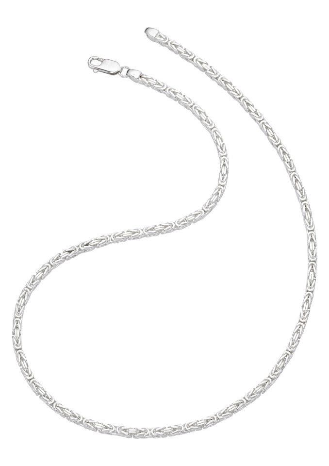 Firetti Königskette »3,2 mm, 4-fach diamantiert«
