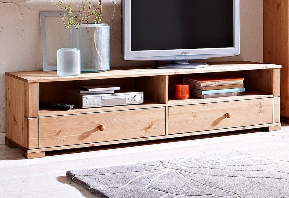 tv m bel home affaire breite 160 cm belastbarkeit bis 75 kg online kaufen otto. Black Bedroom Furniture Sets. Home Design Ideas