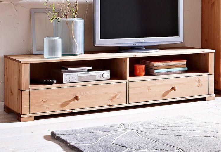 tv m bel home affaire breite 160 cm belastbarkeit bis 75 kg online kaufen otto. Black Bedroom Furniture Sets. Home Design Ideas
