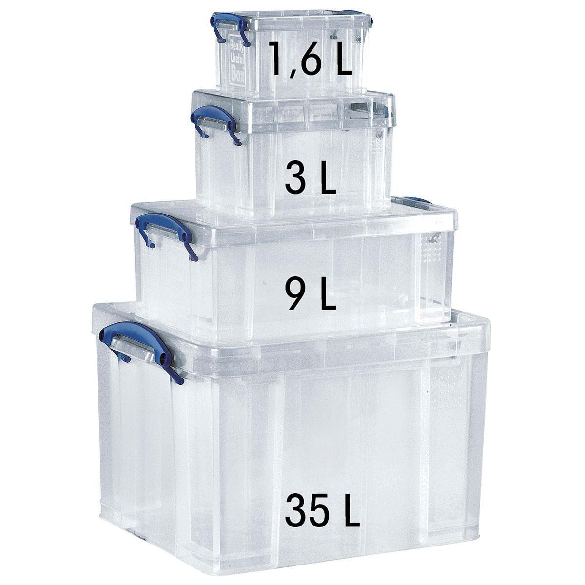 Really Useful Box Ablageboxen-Set