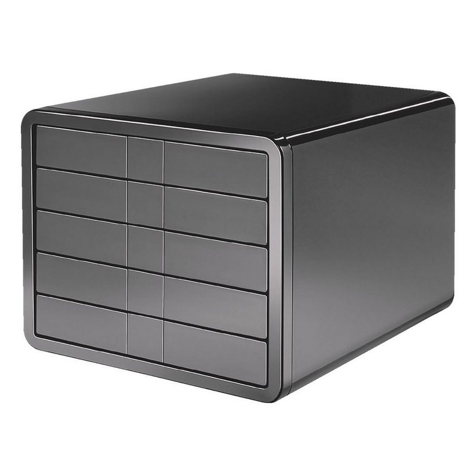 HAN Schubladenbox »I-Box« in schwarz