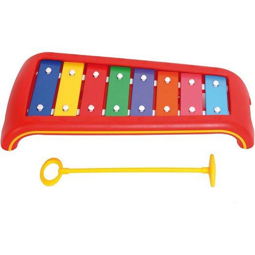 Voggenreiter Xylophon »Musik für Kleine: Kinder-Glockenspiel (8«
