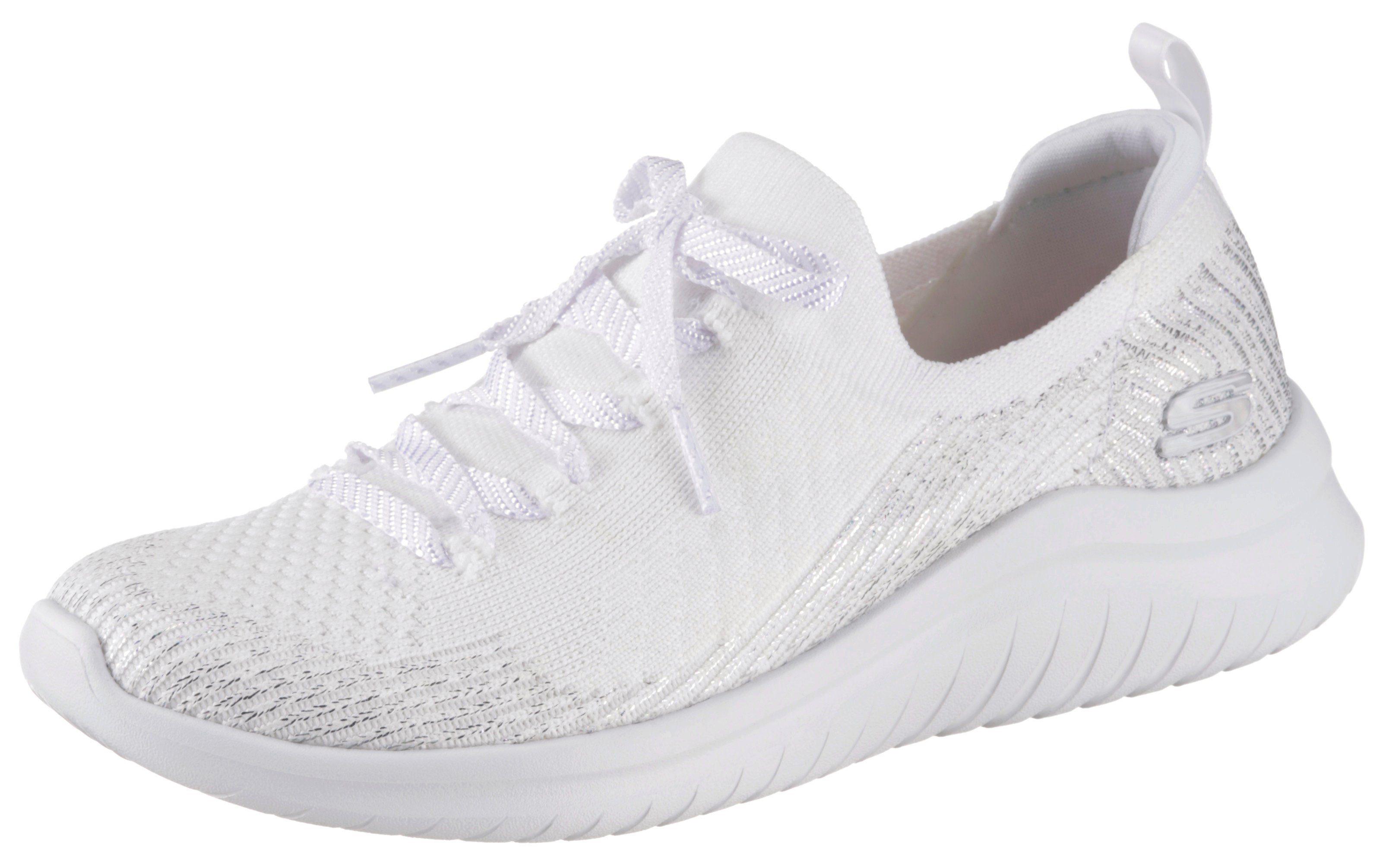 Skechers »Ultra Flex 2.0« Slip On Sneaker mit Metallic tCOxz