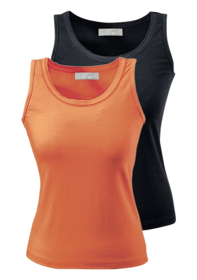 Cheer Tanktop (Packung, 2...