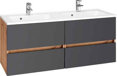 HELD MÖBEL Waschbeckenunterschrank »Lucca«