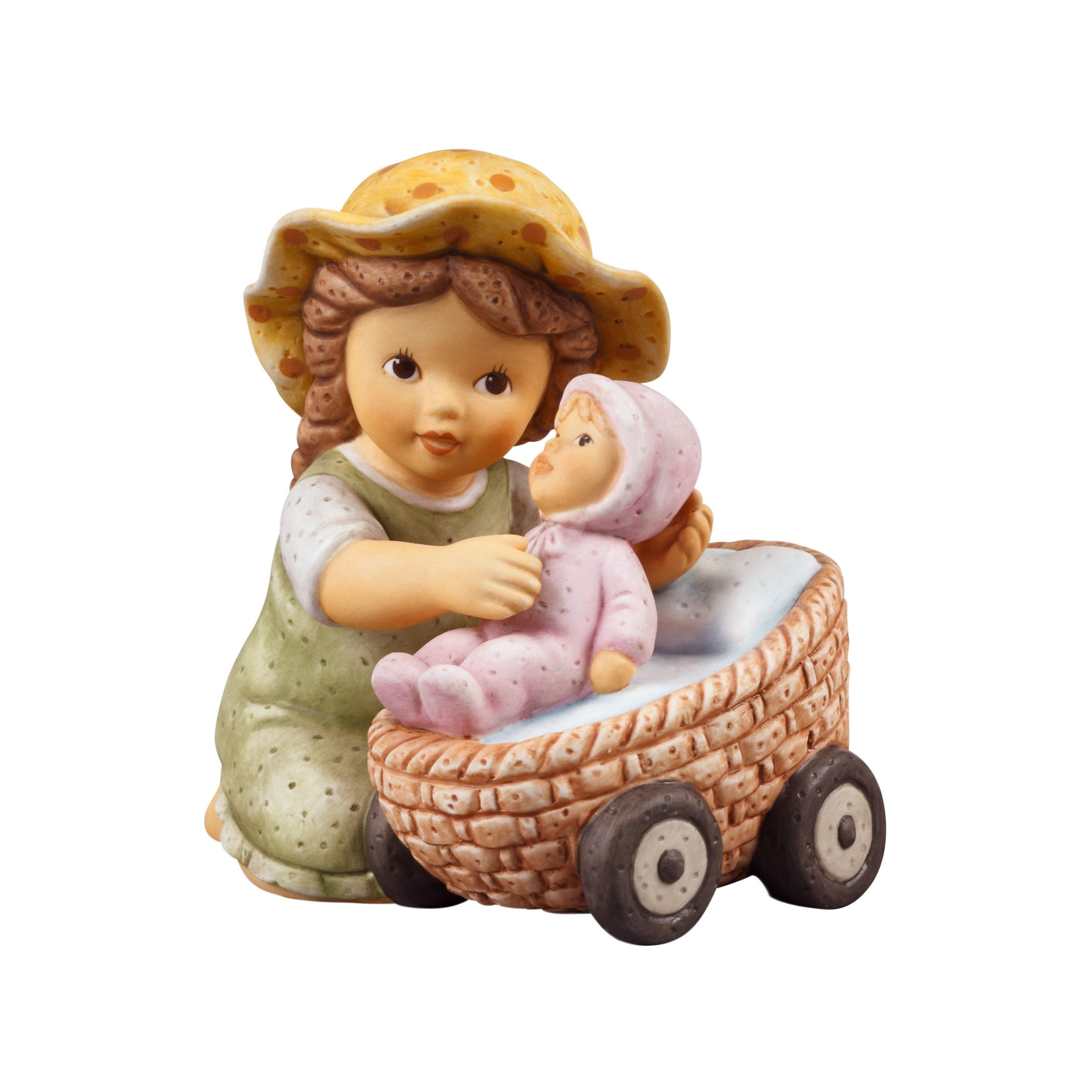 Goebel Nina mit Lieblingspuppe »Nina und Marco«