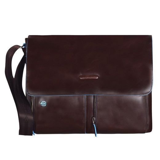 Piquadro Messenger Bag »Blue Square«, Leder