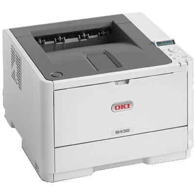 OKI B432dn, USB, LAN Multifunktionsdrucker