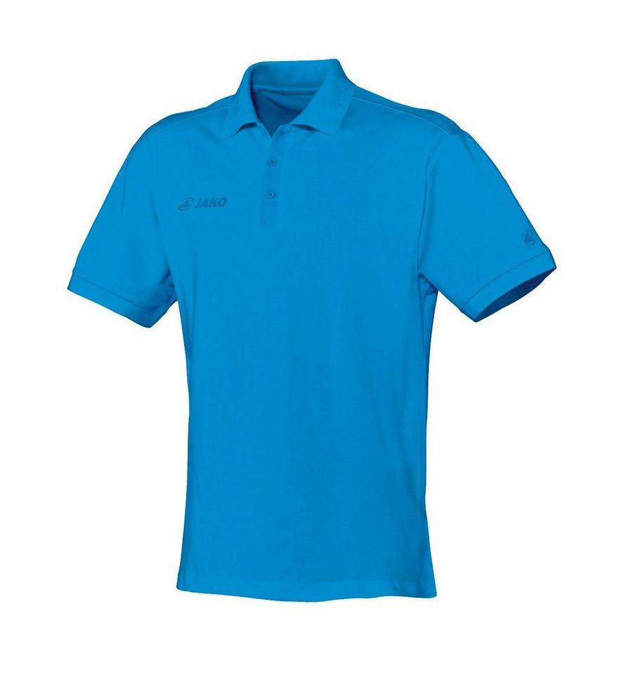 JAKO Polo Classic Sport Herren in JAKO blau