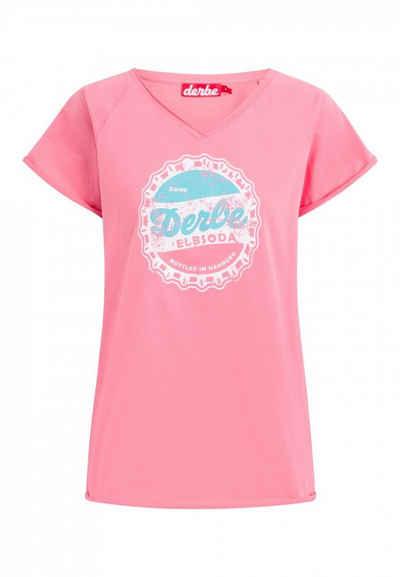 Derbe T-Shirt »Derbe Elbsoda«